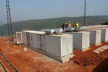 几内亚苏阿皮蒂水利枢纽项目